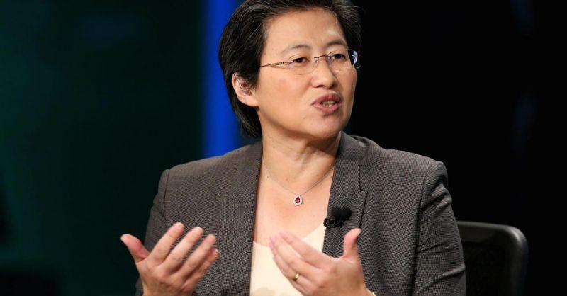 专访AMD CEO苏姿丰:无线头显将促进VR/AR发展腾飞