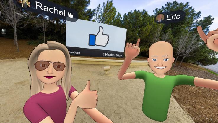 Altspace VR卖给微软后,创始人Eric Romo加入Facebook
