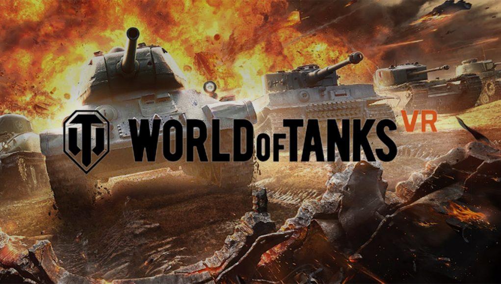 支持多人在线联机,Wargaming正在打造《坦克世界VR》