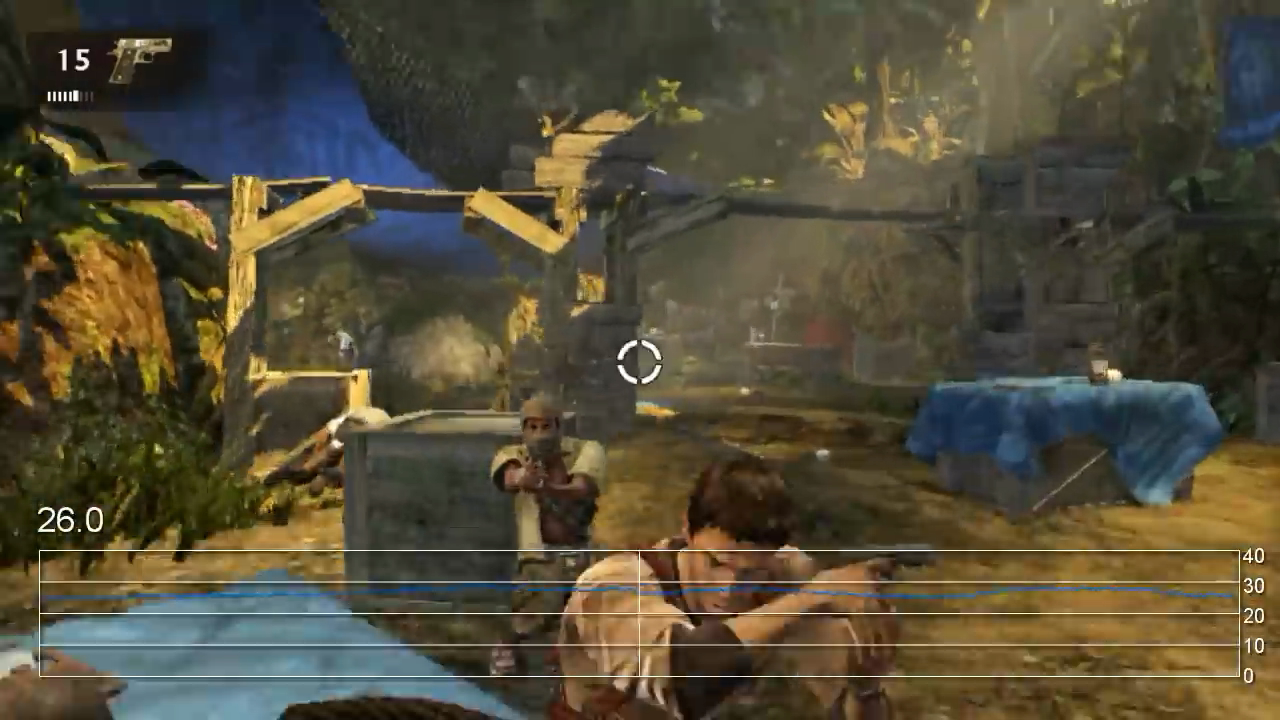 Uncharted- Golden Abyss PS Vita Combat Frame-Rate Tests.mp4_20171229_051337.967