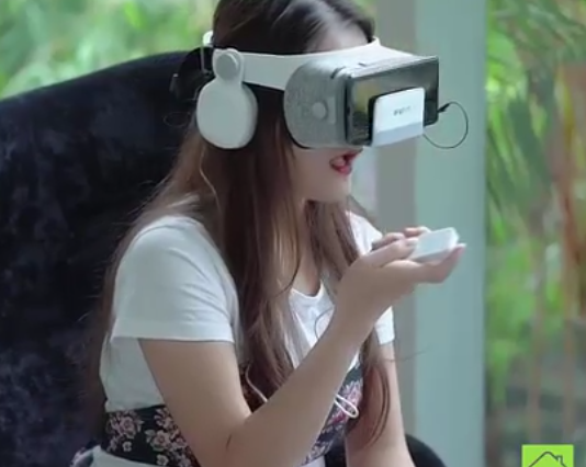 小宅Z5深度体验:120FOV+体感模块,VR盒子也能体验中枪的疼痛