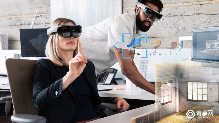 微软下一代HoloLens大猜想