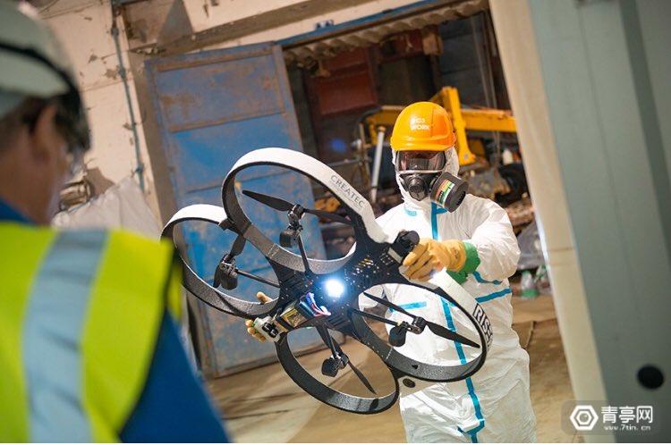 英国Sellafield核处理站与Createc合作,通过VR控制机器人进行核废料处理