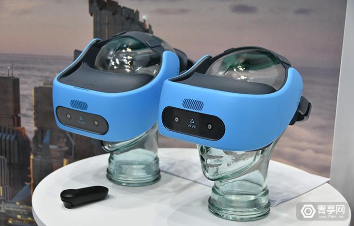 仅面向B端市场,售价599美元,Vive Focus将在全球发售