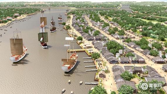 泰国VR街景博物馆已向公众开放,带你回顾17世纪的大城府