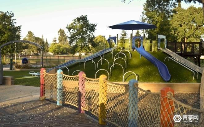 苹果向魔法桥基金会捐赠25万美元,构建无障碍游乐场