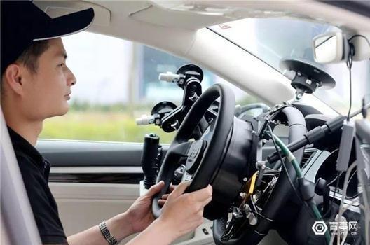 无人汽车在上海能出门蹓跶了!司机说几乎可全程放手