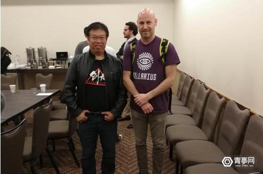 许洪波教授对话以太坊联合创始人:2018年将拉开区块链时代序幕