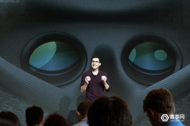 VR看片升级:谷歌将推4.3英寸3182P分辨率OLED屏幕