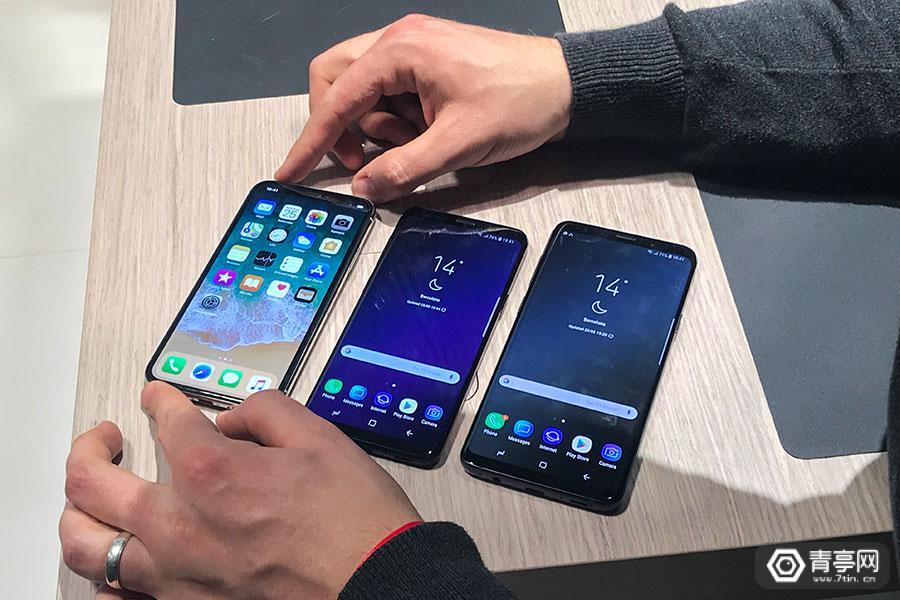 """集成了""""小我""""的三星S9,能否在AR上超越iPhone X?"""