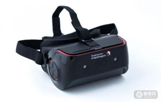 歌尔与高通联合开发,骁龙845平台VR一体机参考设计亮相2018 GDC
