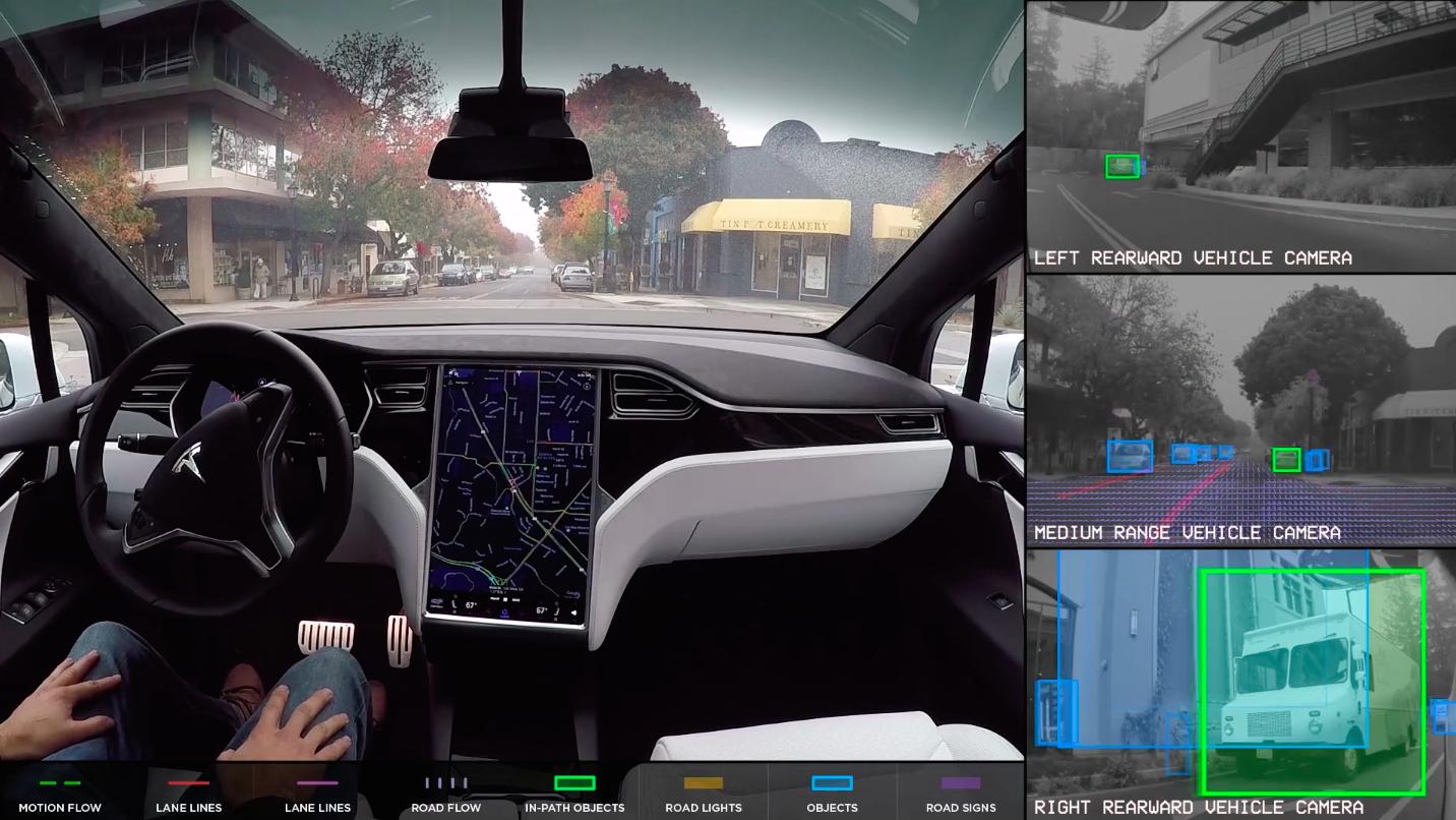 扎克伯格说和马斯克有共识:自动驾驶能减少伤亡