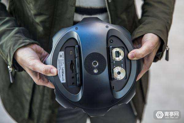 三星投资VR情景视频项目,价值1万美金的Round 360全景相机随便用