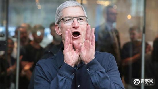 库克激动了,巴菲特增持让苹果股价创历史新高