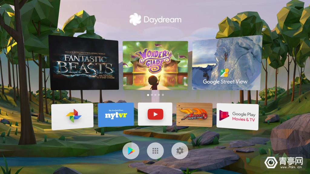 google-daydream-home
