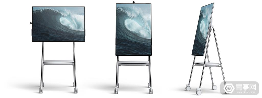 微软Surface Hub 2 DevicesBusiness_SH2_9_ImagePanel_V1