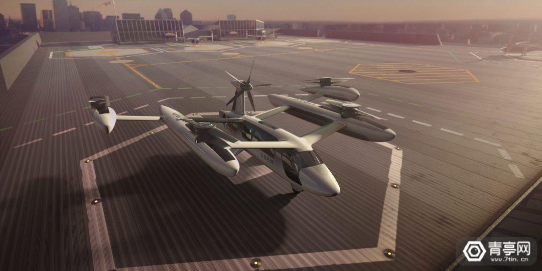 优步将在巴黎设立uber AIR飞行器研发中心