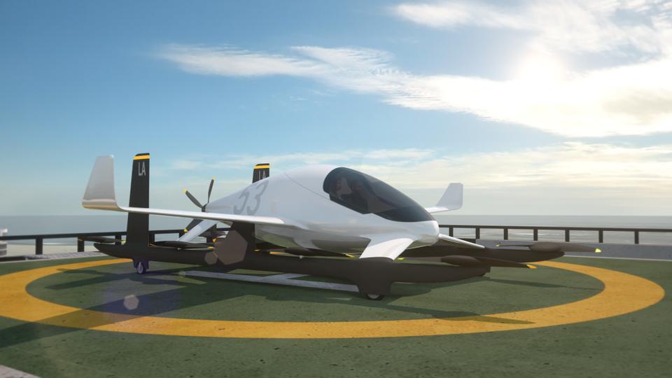 福布斯:盘点即将面世的飞行汽车