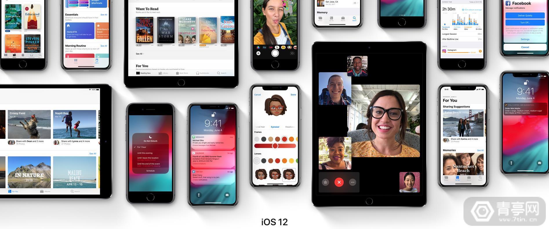 苹果公布iOS12和ARKit 2,支持多人交互,引入新USDZ格式