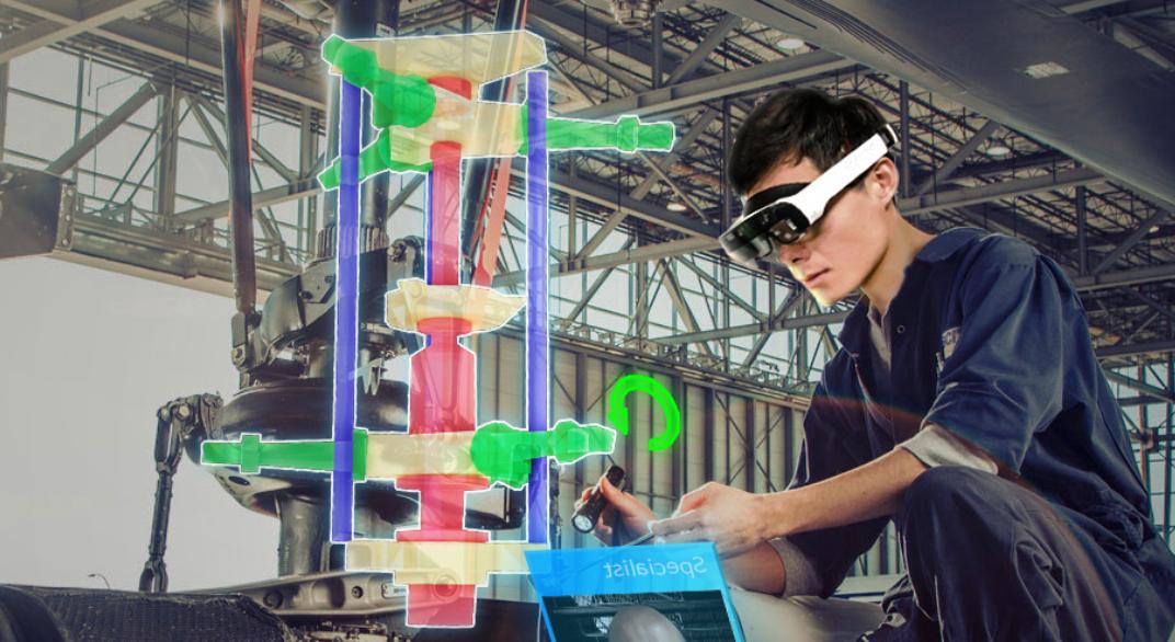 联想研究院试商用晨星AR智能眼镜,采用耐德佳自由曲面光学引擎