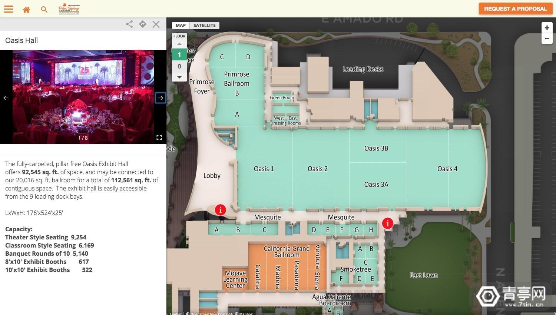 Concept3D推出交互式3D地图平台