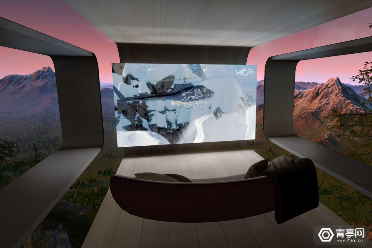 Oculus TV正式上线,可以观看Hulu等流媒体
