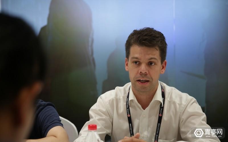 诺基亚数字媒体事业部业务副总裁 Paul Melin-1