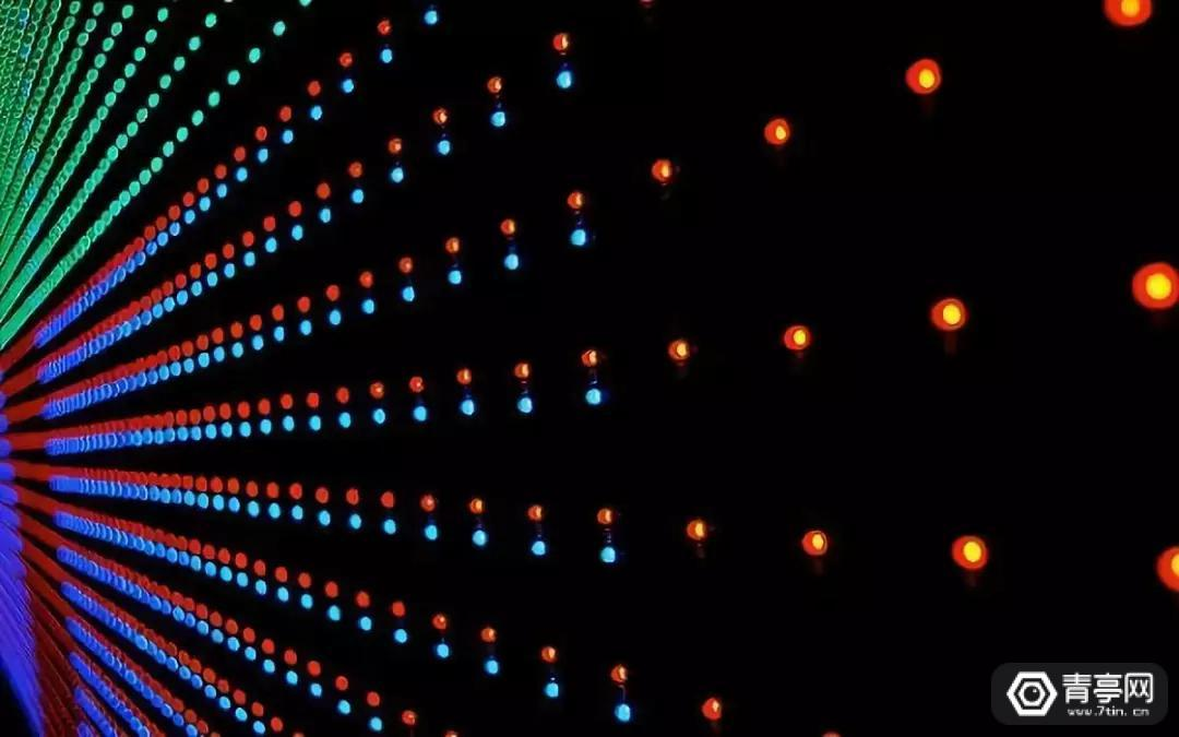 JBD展示全球最亮MicroLED,亮度达100万尼特