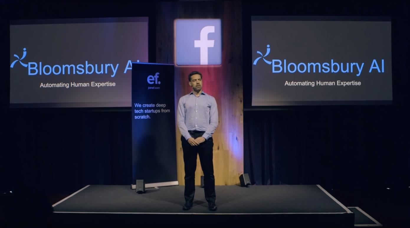Facebook收购Bloomsbury AI,或用AI打击虚假新闻