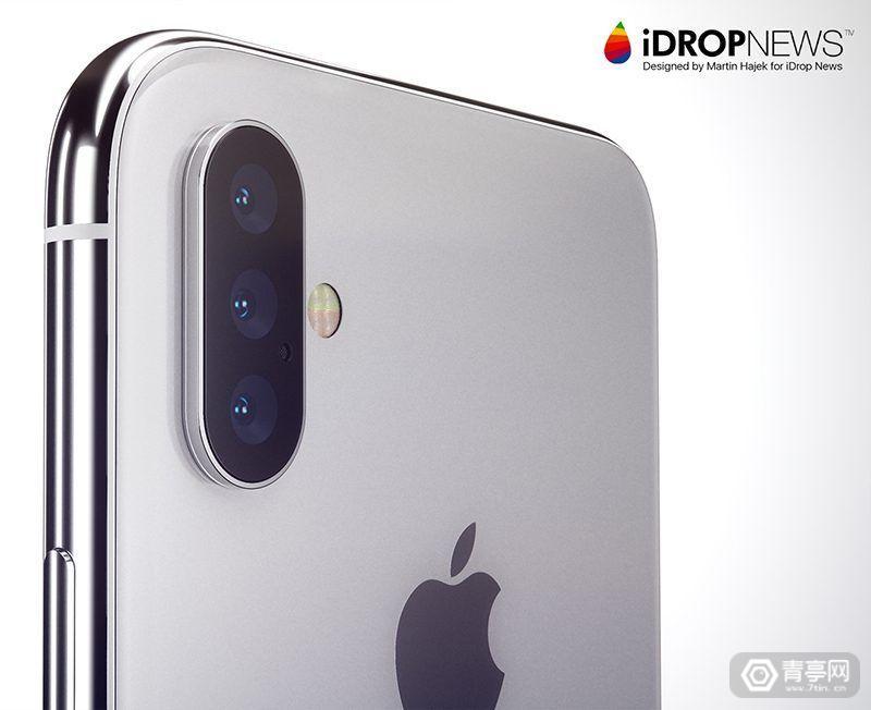 明年iPhone将支持3倍光学变焦,可立体成像