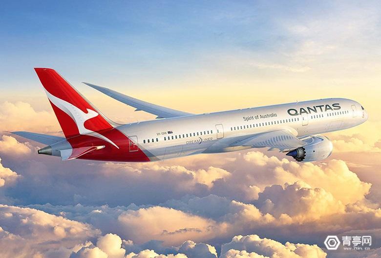 澳洲航空公司Qantas