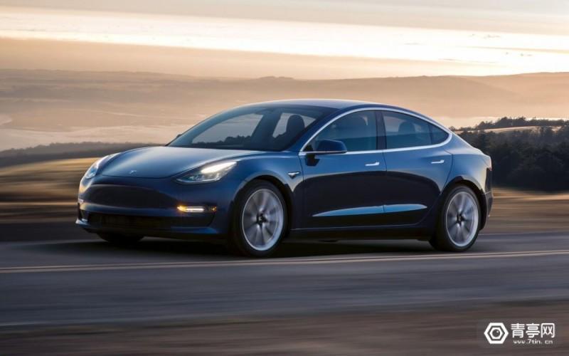特斯拉Tesla Model 3