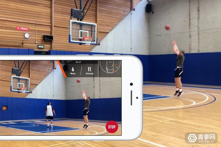 NEX Team的AI篮球训练应用,纳什林书豪库班都投资了