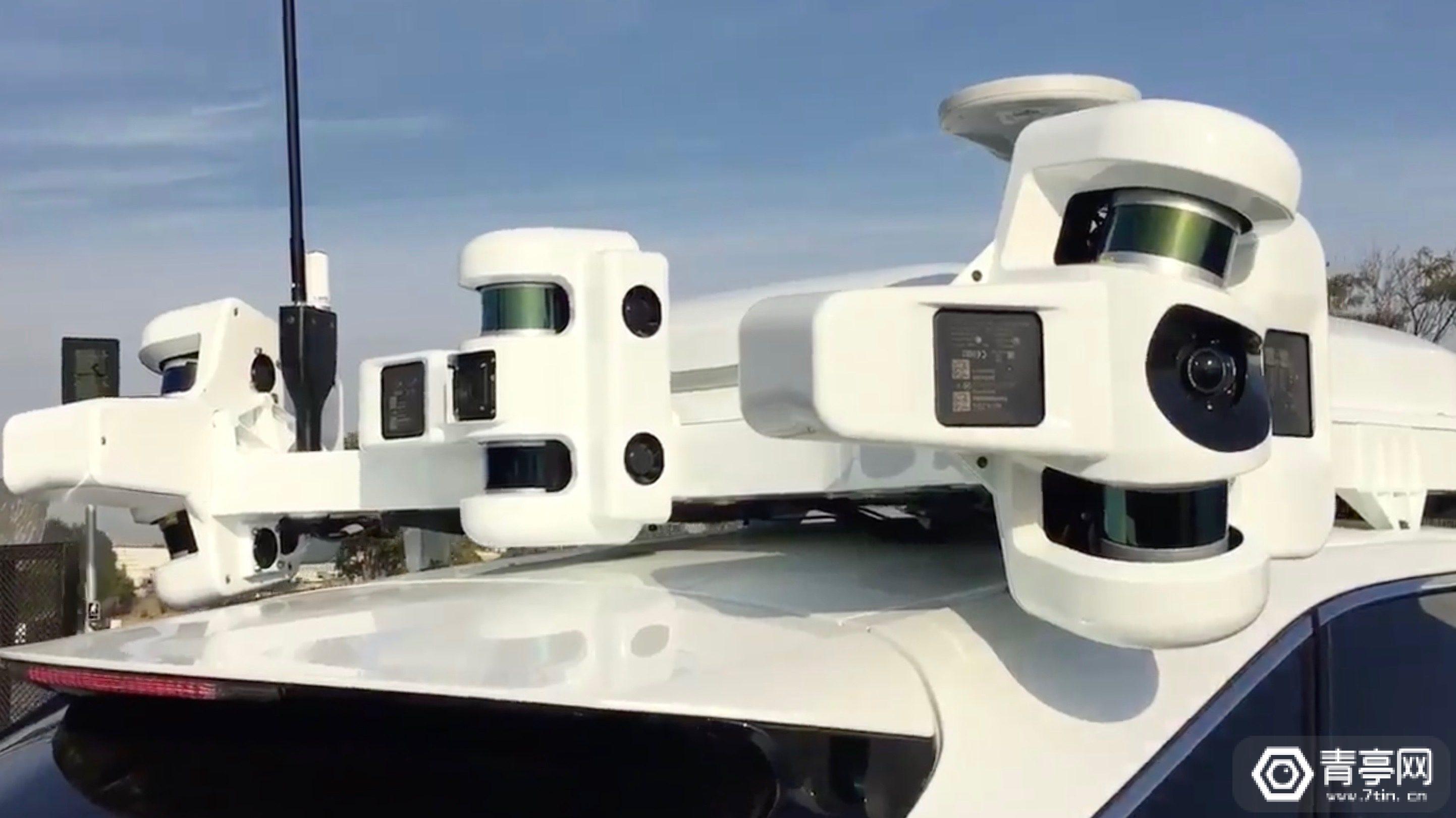 苹果在加州无人驾驶汽车达66辆,规模超过特斯拉丰田