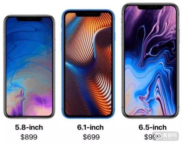 新证据表明: 三款新iPhone都将支持Face ID
