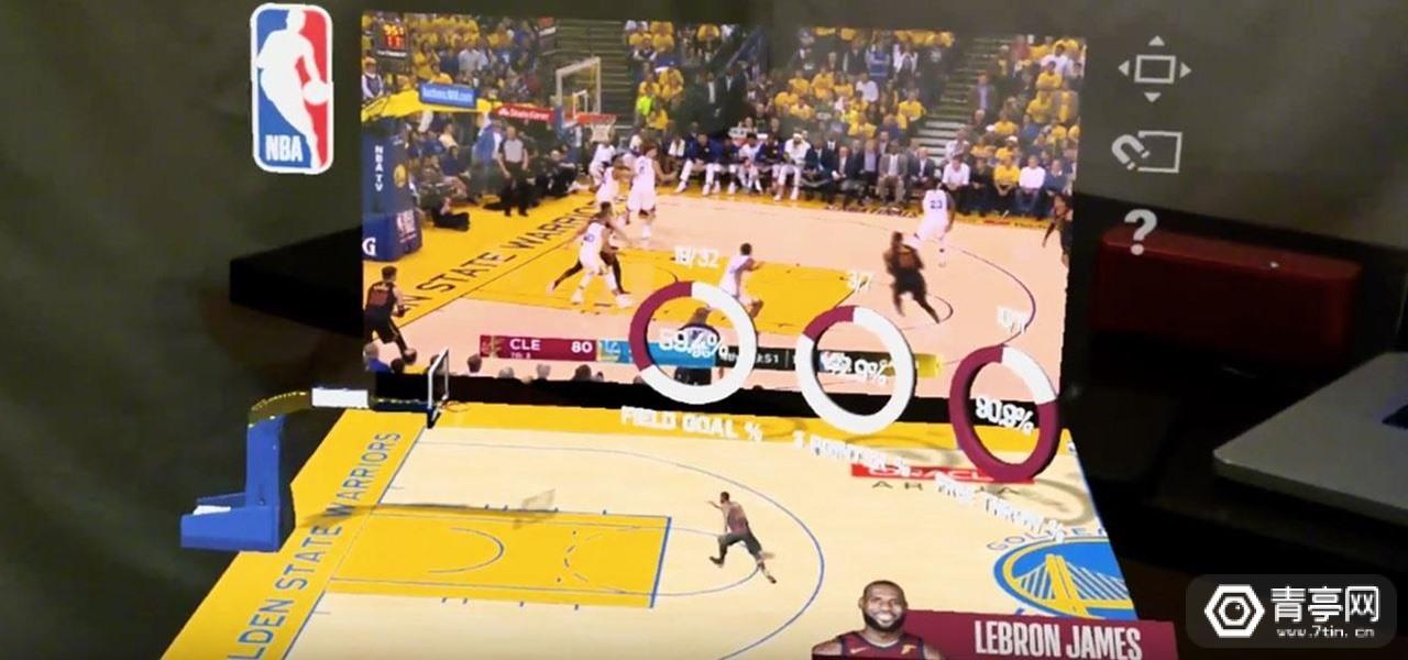 Magic Leap视频播放应用Screens:也许将是一款杀手级应用