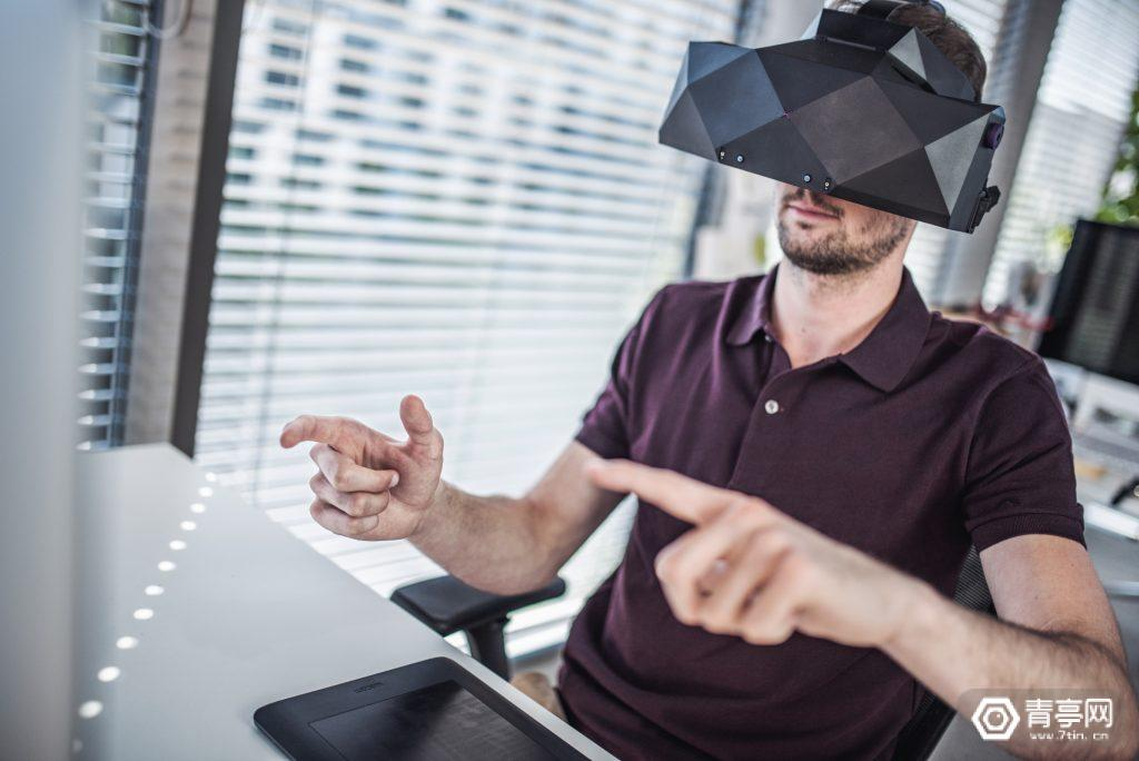 VRgineers最新XTAL 5K VR头显体验,5800美元有啥不同?