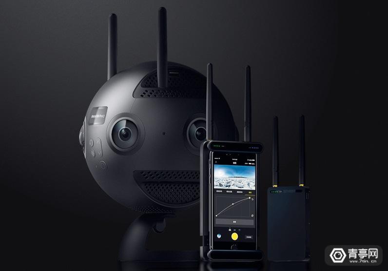 主打8K防抖拍摄,Insta360 Pro2全景相机有啥不同
