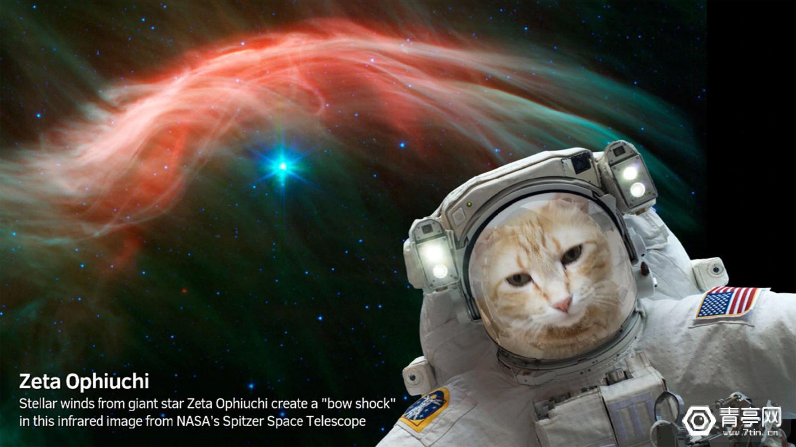 NASA又搞事情,新应用可让你与太空合影