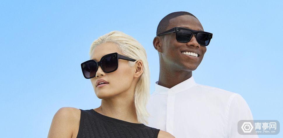 Snapchat推出Spectacles V2新款式,售价199美元