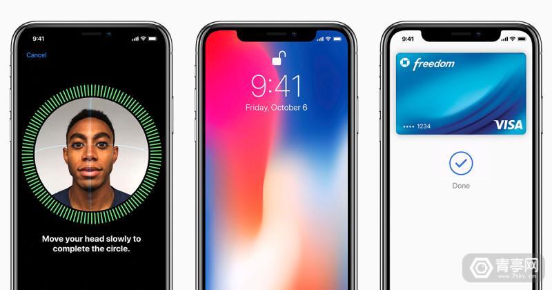 iphone x Face id-social-card