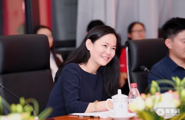 马东敏向中国科大捐赠一亿元,成立蔷薇科大发展基金