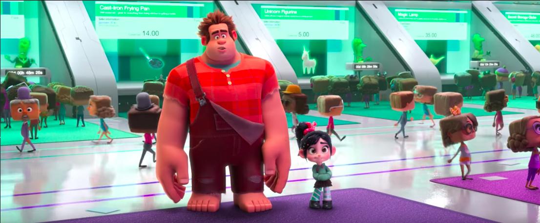 The VOID与迪士尼合作,将推出《无敌破坏王》等5个VR项目