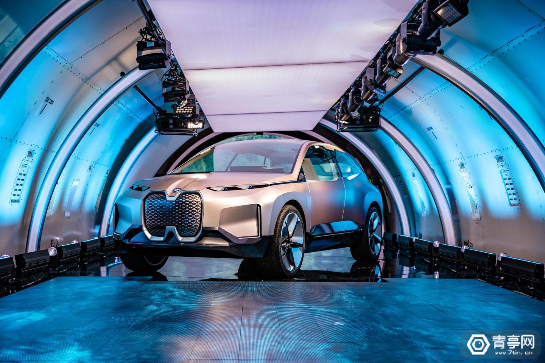 宝马公布Vision iNext概念车,2021年量产/续航700公里