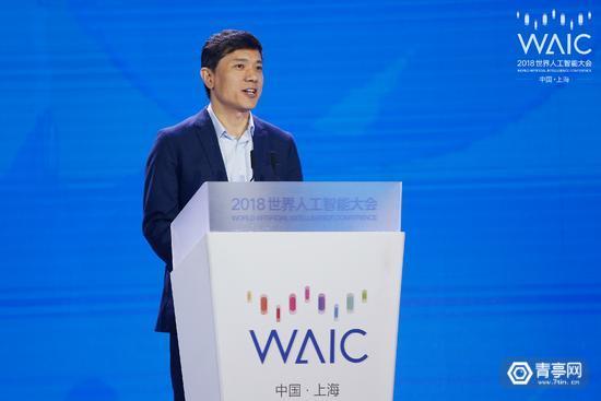 李彦宏WAIC 2018演讲:AI不会造成大量失业,但可能淘汰大量企业