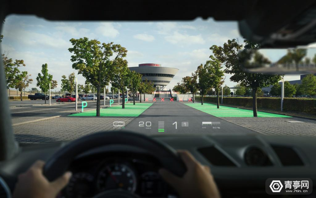 WayRay获保时捷领投8000万美元融资,汽车HUD AR市场要爆发?