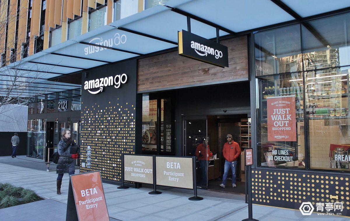2021年前,亚马逊将开设3000家无人便利店