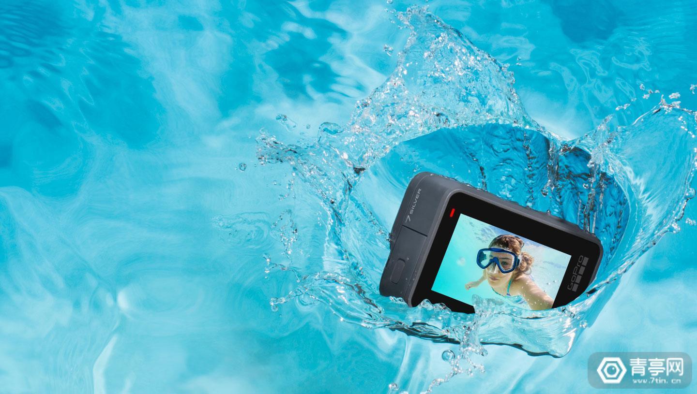 1498元起,GoPro发布Hero 7系列三款运动相机