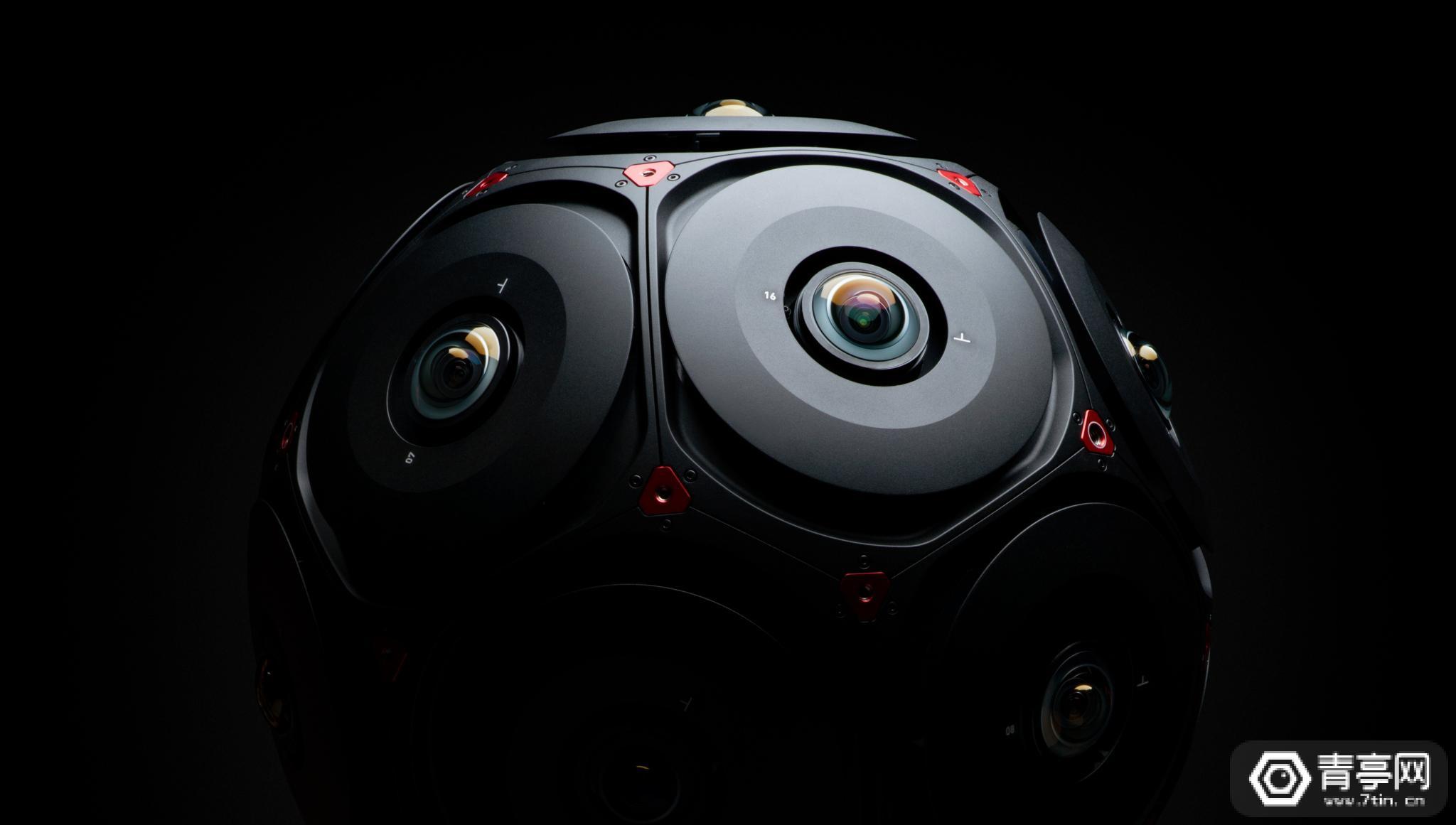 支持6DoF视频拍摄,Facebook和RED合推新款VR相机