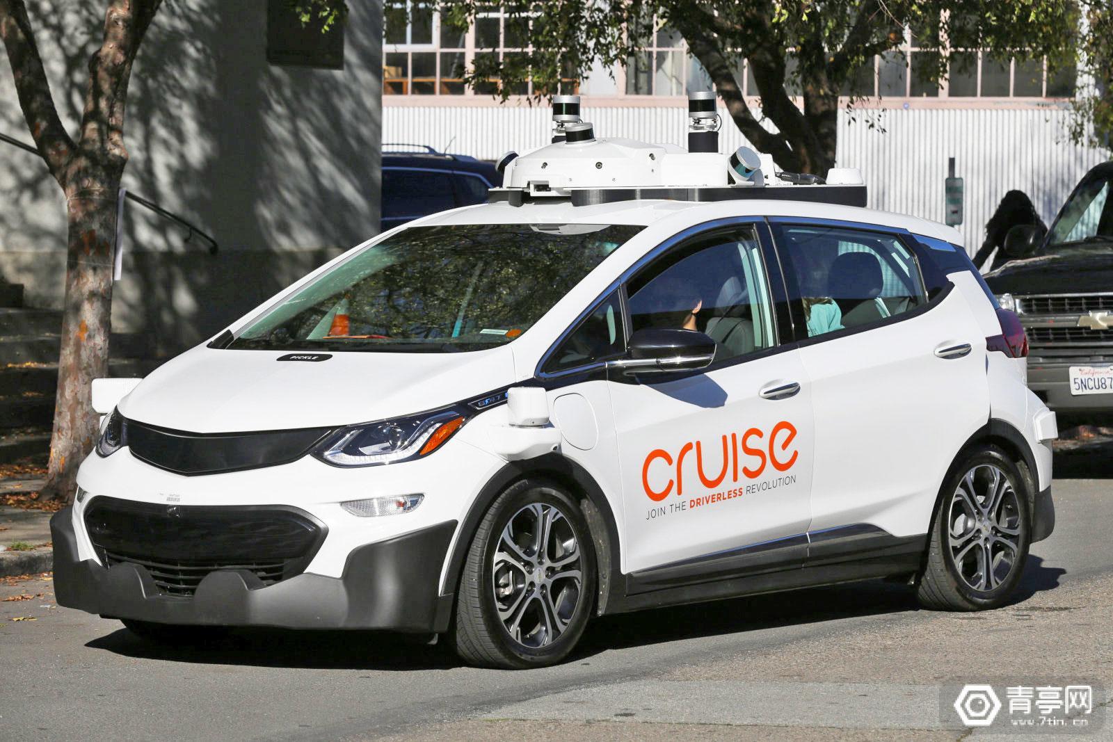 本田自动驾驶计划新进展,向通用Cruise投入20亿美元